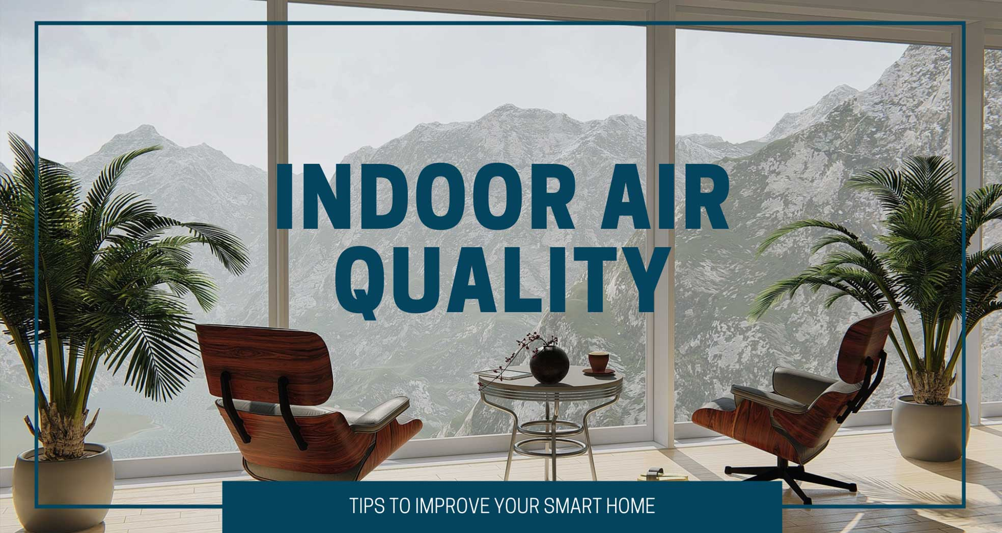 IAQ testing in your homes