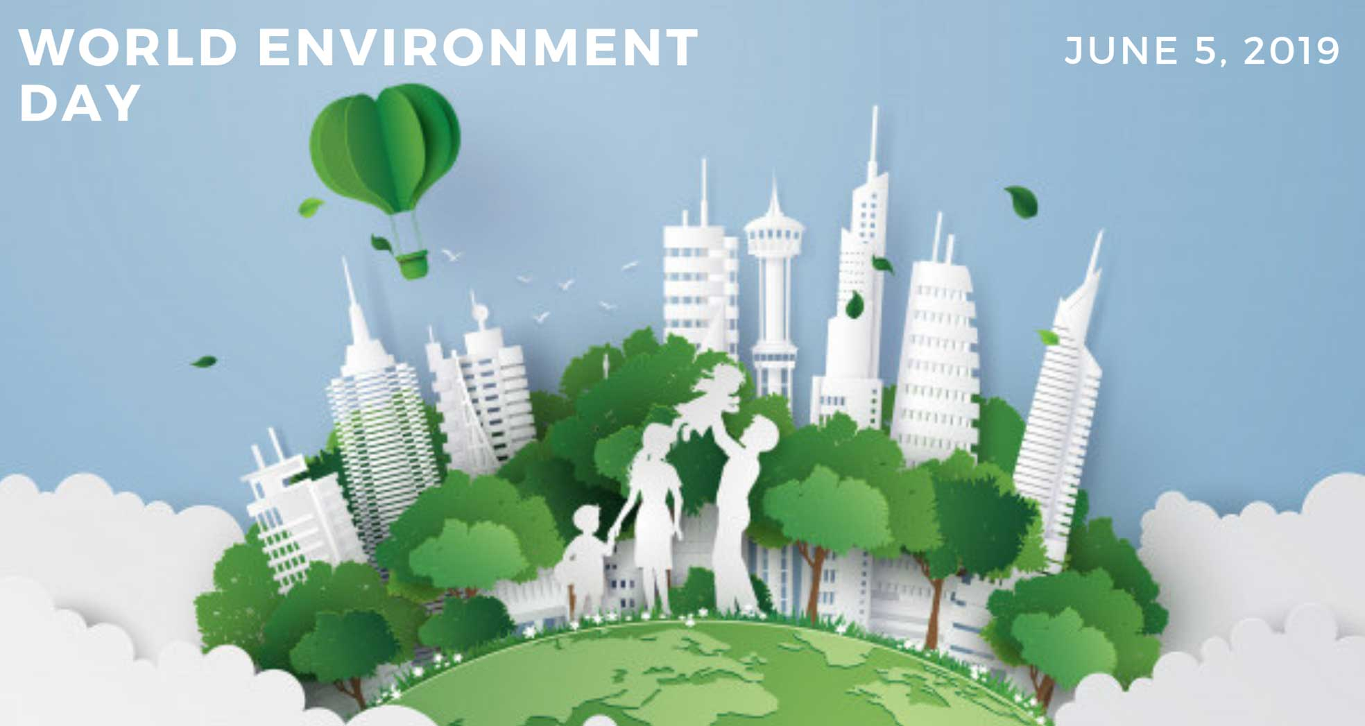 World Environment Day- Go Carbon Negative